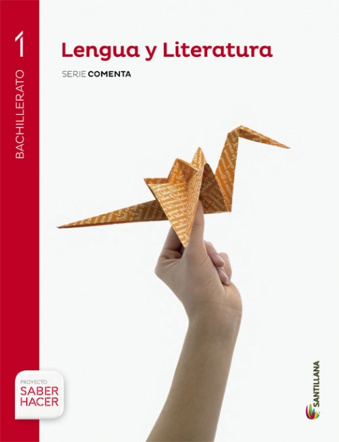 Solucionario Lengua y Literatura 1 Bachillerato Santillana