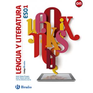 Solucionario Lengua y Literatura 1 ESO Bruño