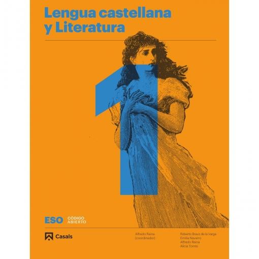 Solucionario Lengua y Literatura 1 ESO Casals