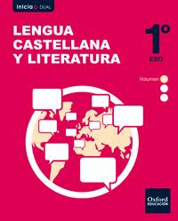 Solucionario Lengua y Literatura 1 ESO Oxford