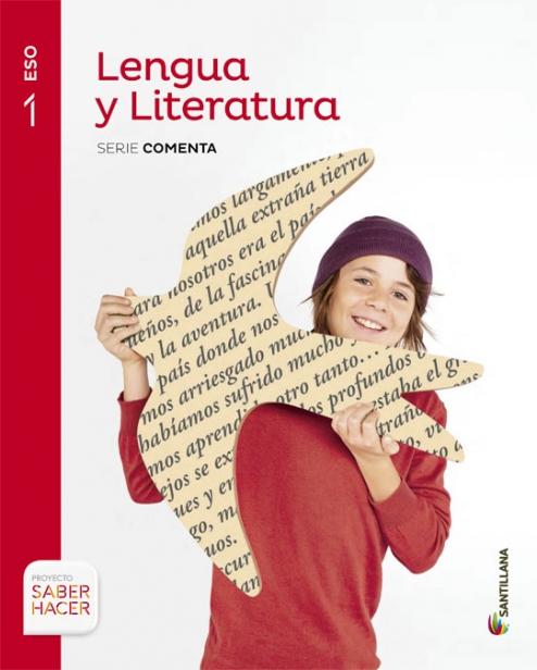 Solucionario Lengua y Literatura 1 ESO Santillana