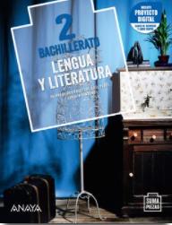 Solucionario Lengua y Literatura 2 Bachillerato Anaya