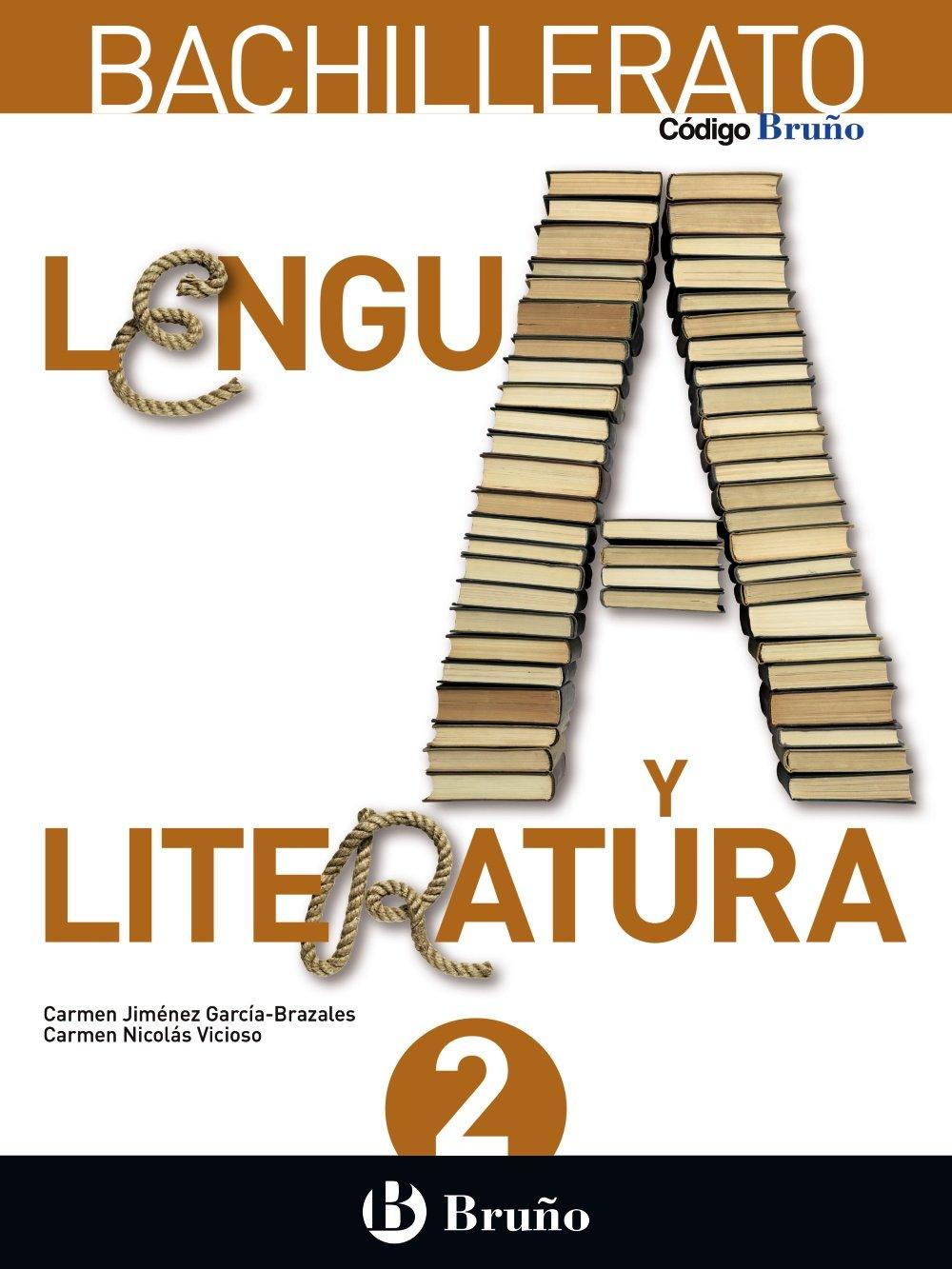 Solucionario Lengua y Literatura 2 Bachillerato Bruño