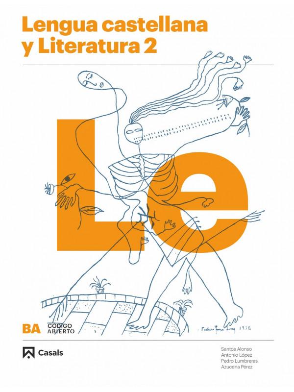 Solucionario Lengua y Literatura 2 Bachillerato Casals
