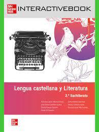 Solucionario Lengua y Literatura 2 Bachillerato Mc Graw Hill