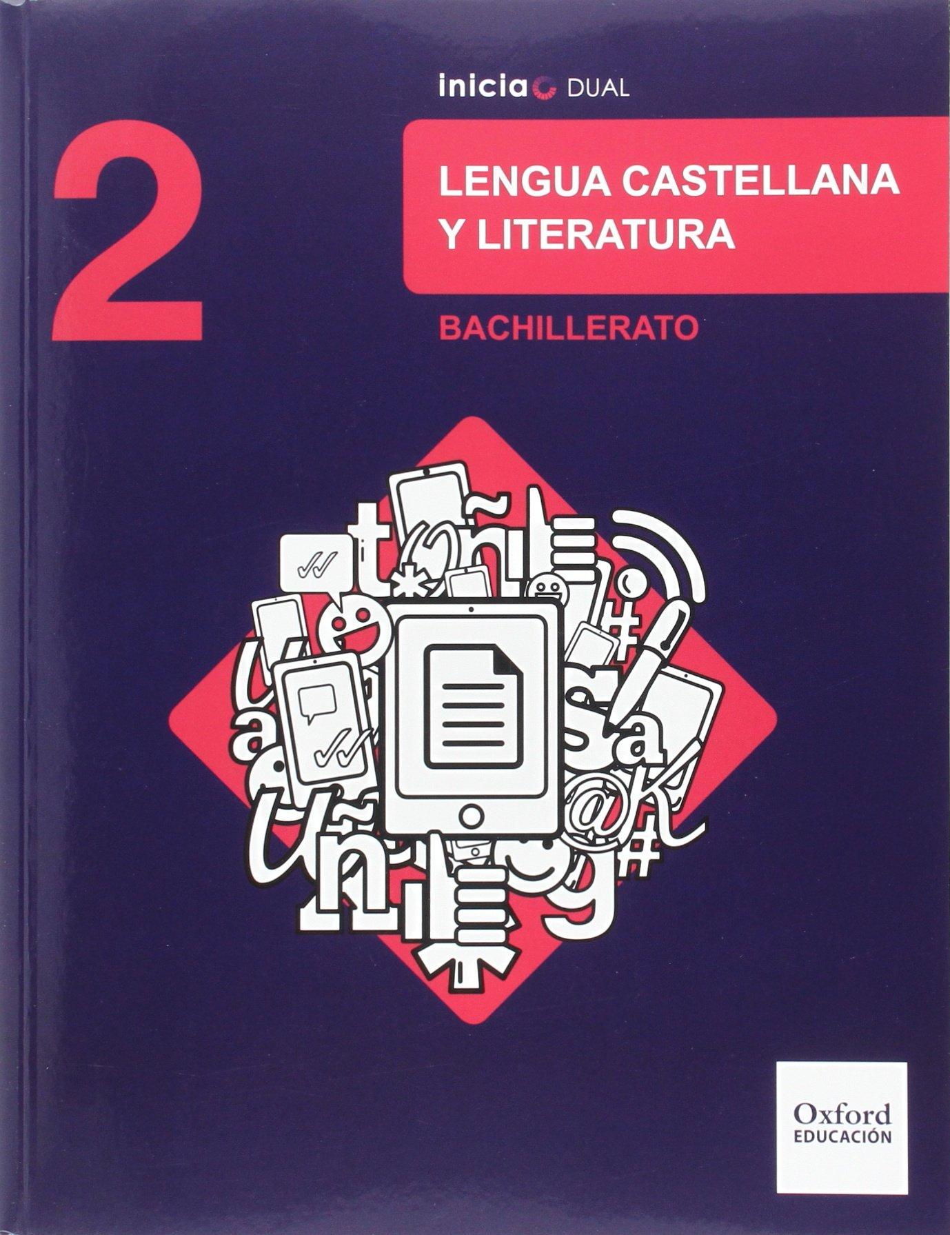 Solucionario Lengua y Literatura 2 Bachillerato Oxford