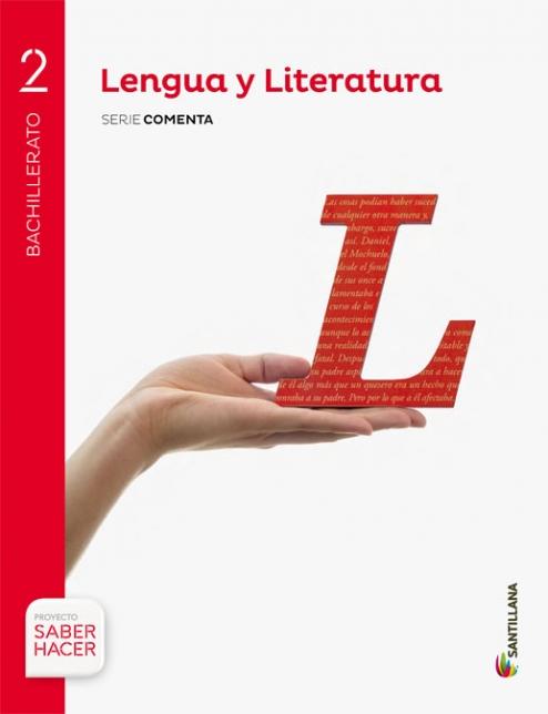 Solucionario Lengua y Literatura 2 Bachillerato Santillana