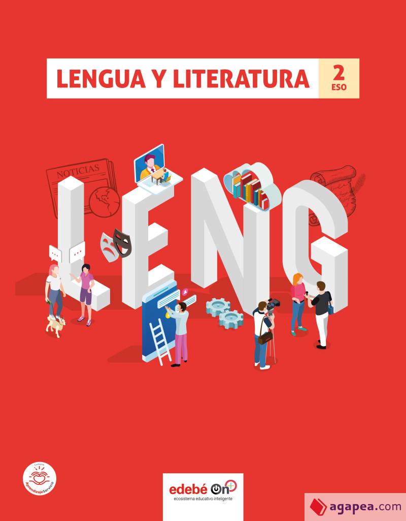 Solucionario Lengua y Literatura 2 ESO Edebe