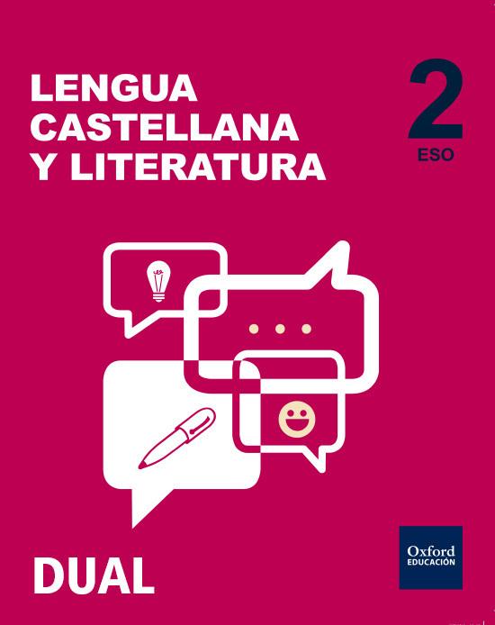 Solucionario Lengua y Literatura 2 ESO Oxford