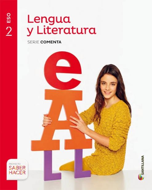 Solucionario Lengua y Literatura 2 ESO Santillana