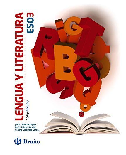 Solucionario Lengua y Literatura 3 ESO Bruño