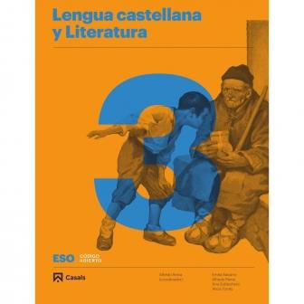 Solucionario Lengua y Literatura 3 ESO Casals