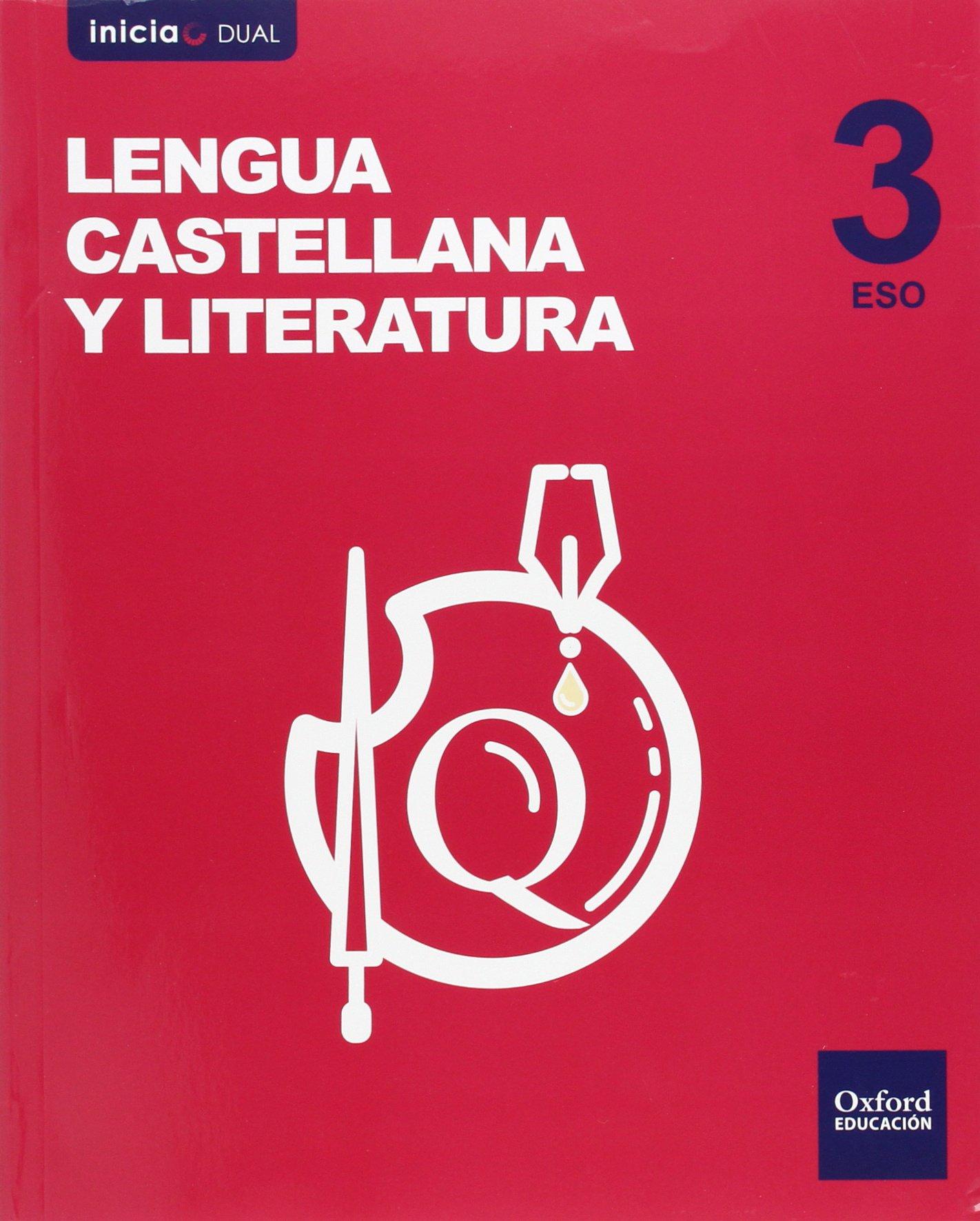 Solucionario Lengua y Literatura 3 ESO Oxford