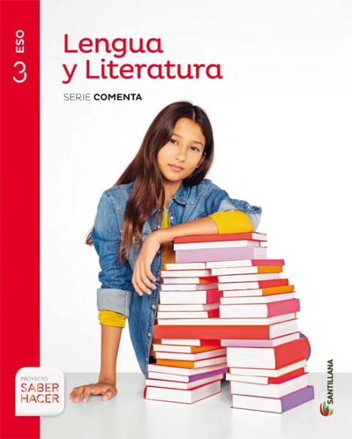 Solucionario Lengua y Literatura 3 ESO Santillana