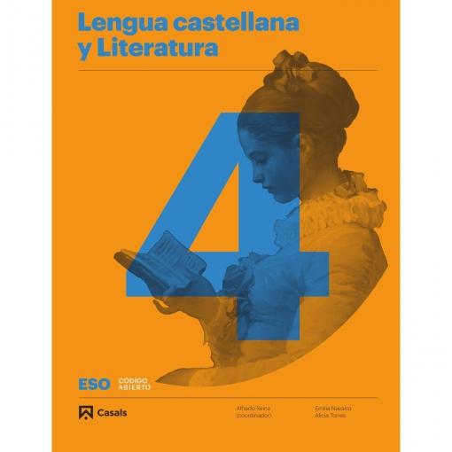 Solucionario Lengua y Literatura 4 ESO Casals