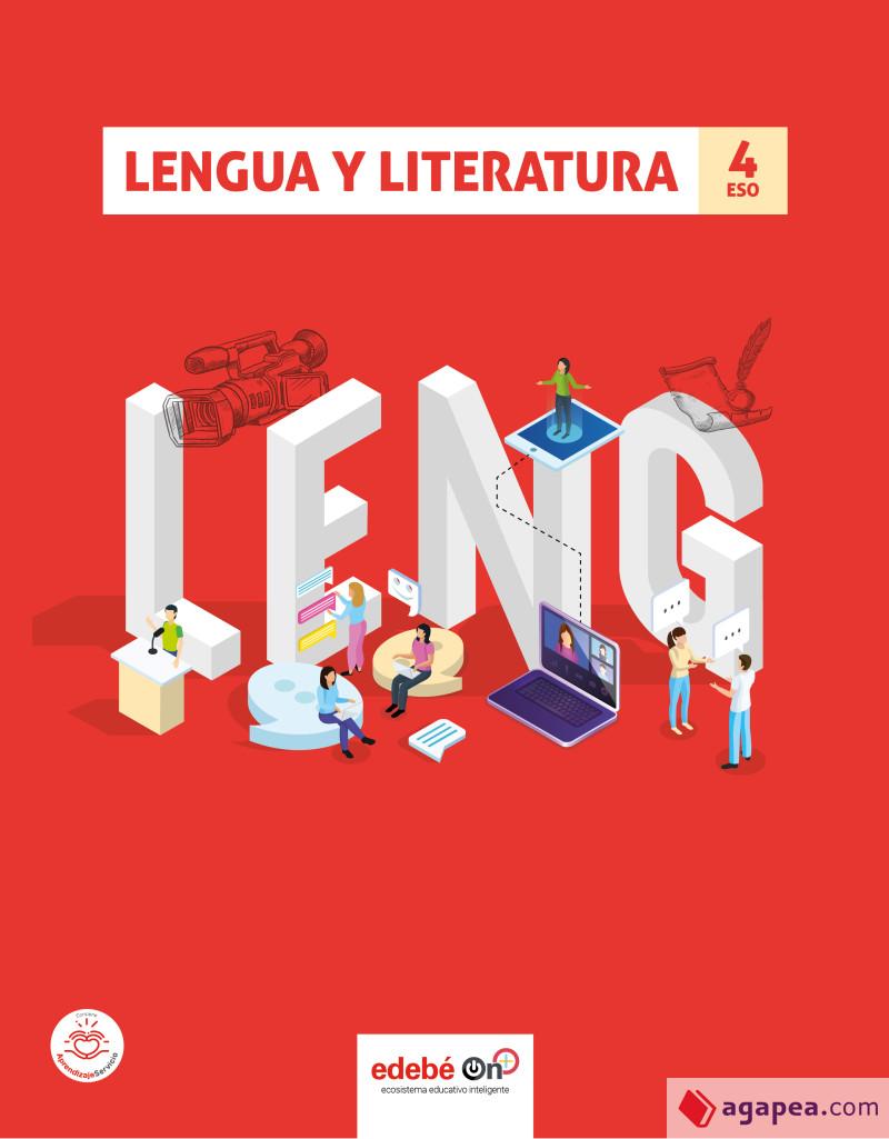 Solucionario Lengua y Literatura 4 ESO Edebe