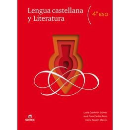 Solucionario Lengua y Literatura 4 ESO Editex