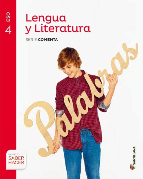 Solucionario Lengua y Literatura 4 ESO Santillana