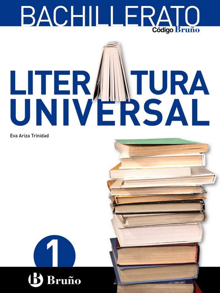Solucionario Literatura Universal 1 Bachillerato Bruño