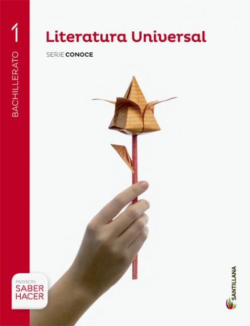 Solucionario Literatura Universal 1 Bachillerato Santillana
