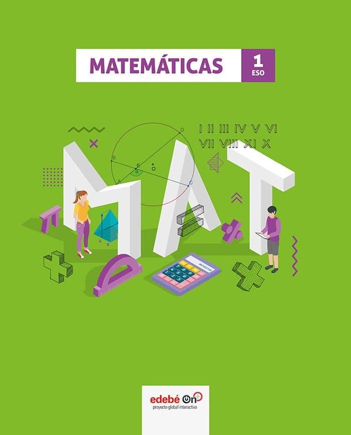 Solucionario Matematicas 1 ESO Edebe