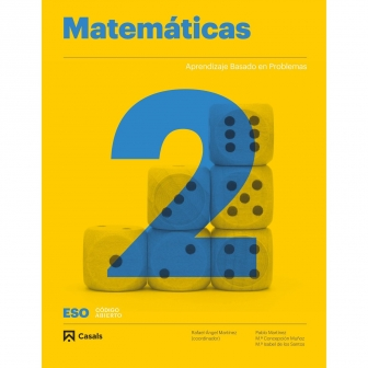 Solucionario Matematicas 2 ESO Casals