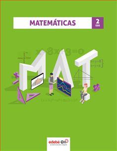 Solucionario Matematicas 2 ESO Edebe