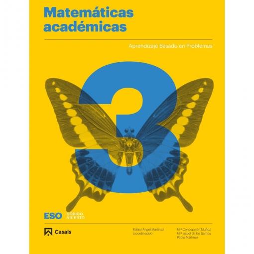 Solucionario Matematicas Academicas 3 ESO Casals