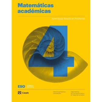 Solucionario Matematicas Academicas 4 ESO Casals
