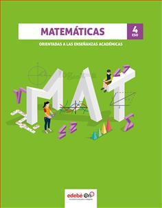 Solucionario Matematicas Academicas 4 ESO Edebe
