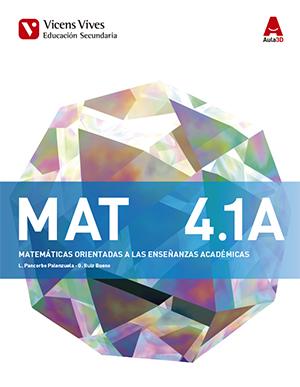 Solucionario Matematicas Academicas 4 ESO Vicens Vives