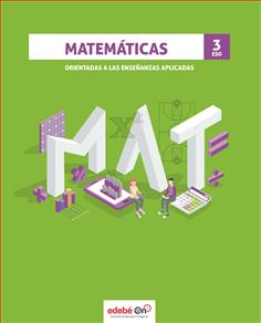 Solucionario Matematicas Aplicadas 3 ESO Edelvives