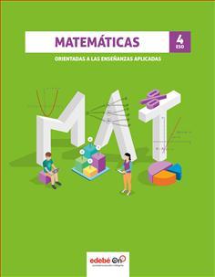 Solucionario Matematicas Aplicadas 4 ESO Edelvives