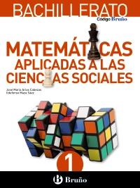 Solucionario Matematicas Aplicadas a las Ciencias Sociales I 1 Bachillerato Bruño
