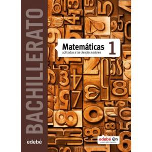 Solucionario Matematicas Aplicadas a las Ciencias Sociales I 1 Bachillerato Edebe