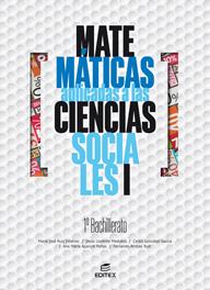 Solucionario Matematicas Aplicadas a las Ciencias Sociales I 1 Bachillerato Editex