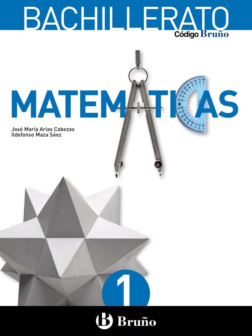 Solucionario Matematicas I 1 Bachillerato Bruño