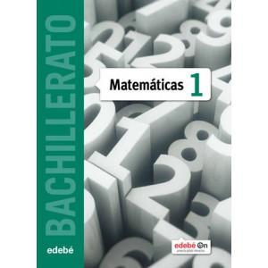 Solucionario Matematicas I 1 Bachillerato Edebe