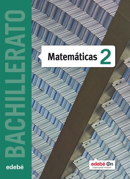 Solucionario Matematicas II 2 Bachillerato Edebe