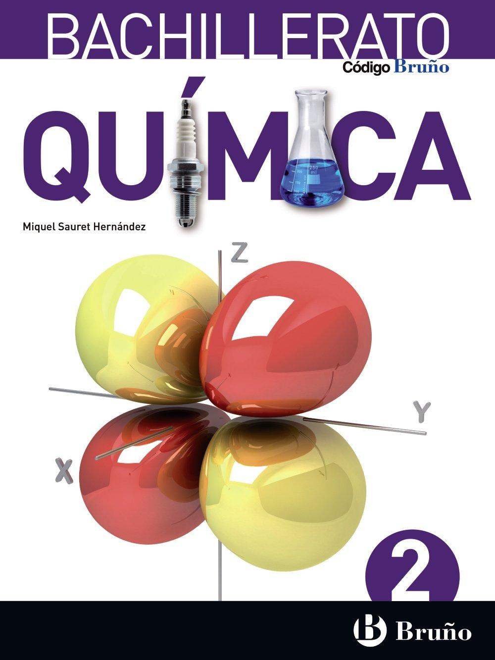 Solucionario Quimica 2 Bachillerato Bruño
