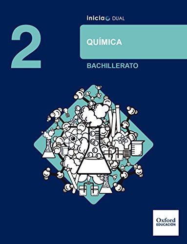 Solucionario Quimica 2 Bachillerato Oxford