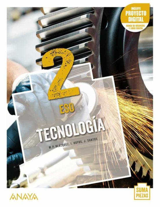 Solucionario Tecnologia 2 ESO Anaya