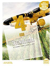 Solucionario Tecnologia 4 ESO Anaya