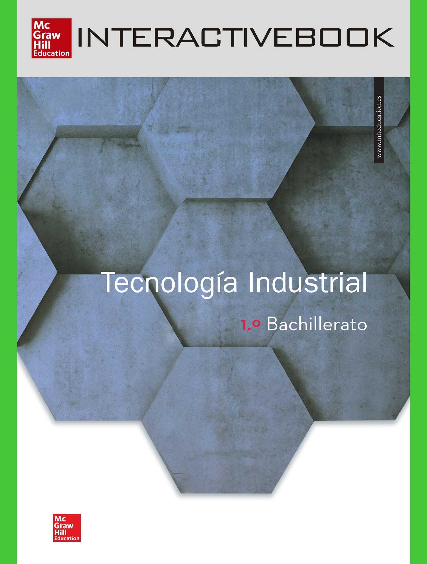 Solucionario Tecnologia Industrial 1 Bachillerato Mc Graw Hill